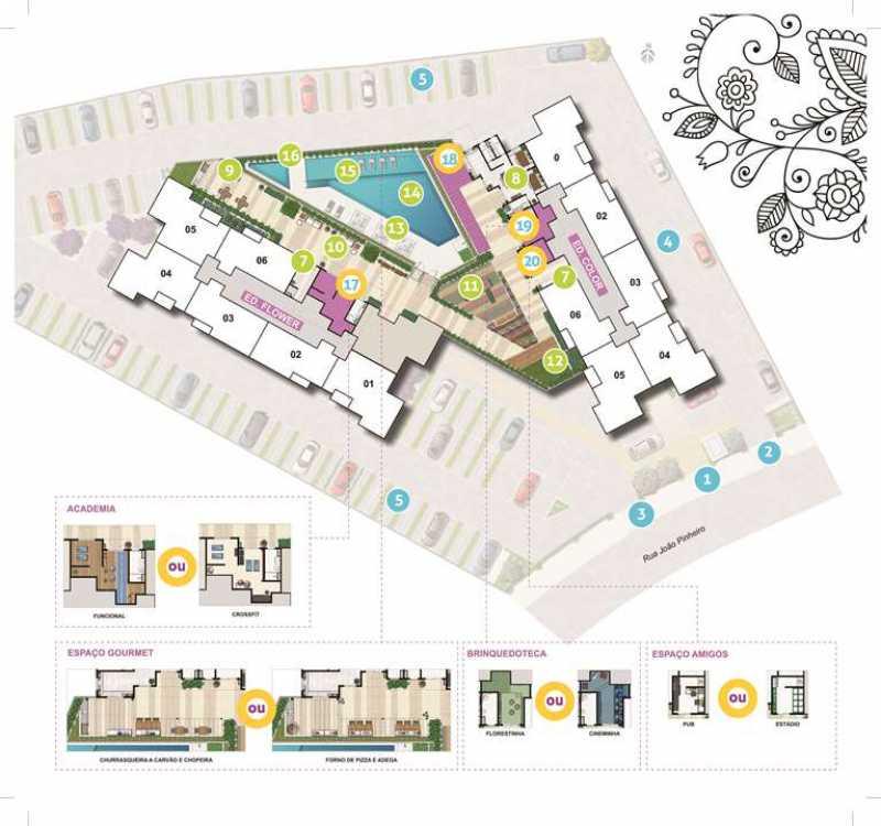 masterplan - Apartamento Piedade,Rio de Janeiro,RJ À Venda,2 Quartos,52m² - MEAP20685 - 12