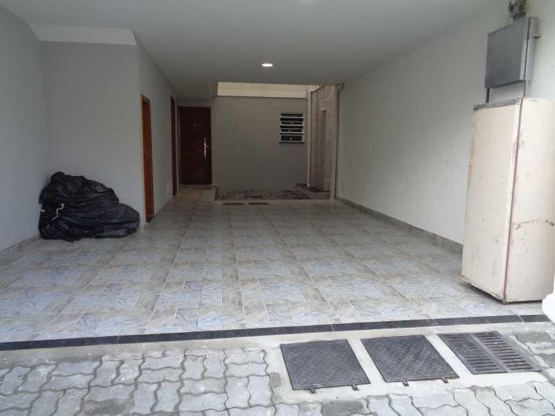 DSC00802 - Casa de Vila 3 quartos à venda Vila Isabel, Rio de Janeiro - R$ 680.000 - MECV30030 - 3