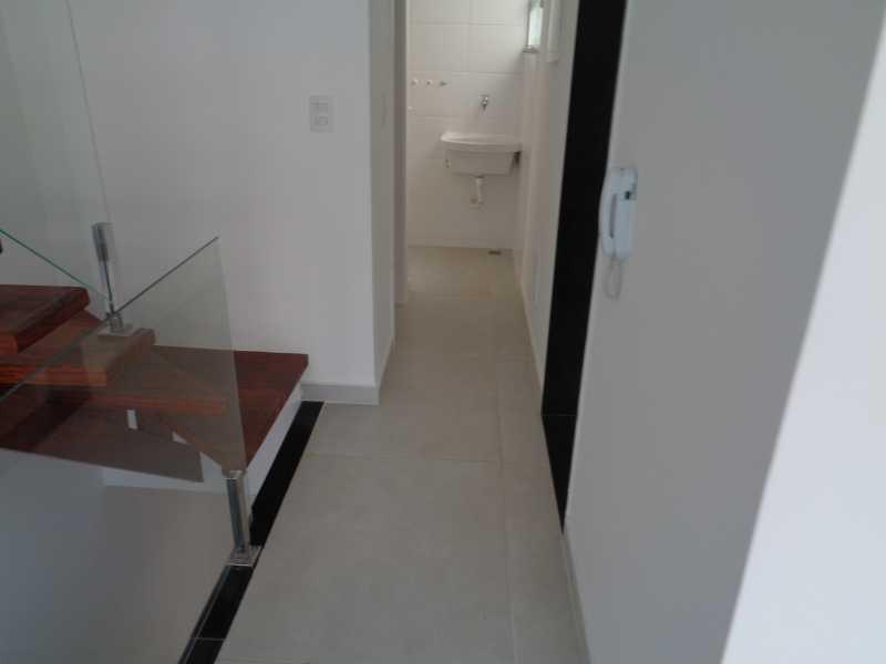DSC00807 - Casa de Vila Vila Isabel,Rio de Janeiro,RJ À Venda,3 Quartos,122m² - MECV30030 - 11