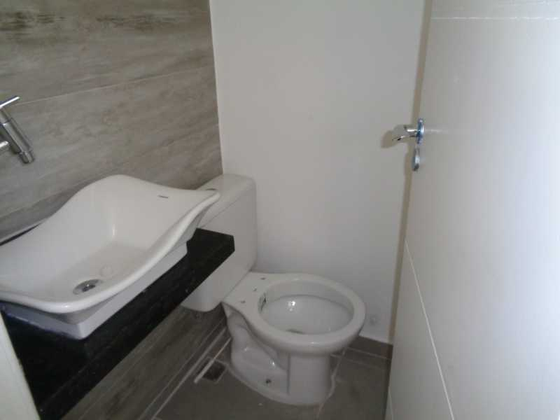 DSC00809 - Casa de Vila 3 quartos à venda Vila Isabel, Rio de Janeiro - R$ 680.000 - MECV30030 - 7