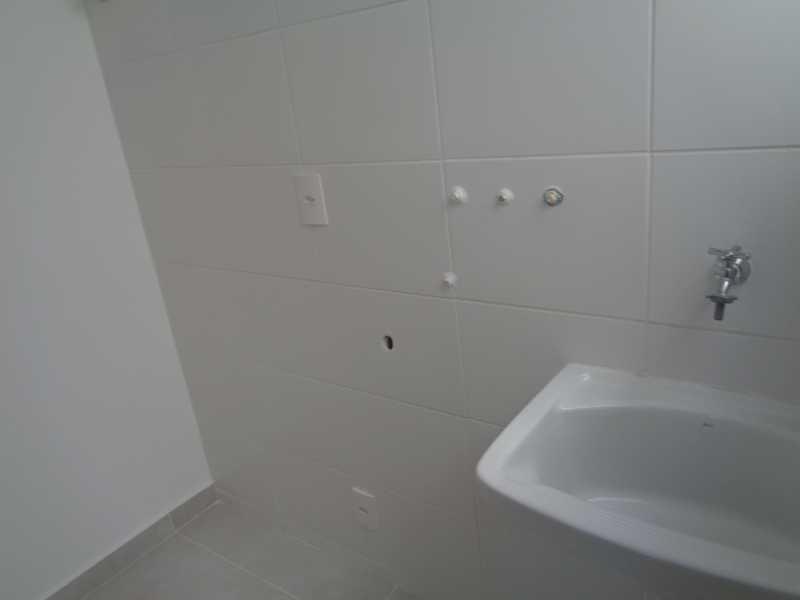 DSC00810 - Casa de Vila 3 quartos à venda Vila Isabel, Rio de Janeiro - R$ 680.000 - MECV30030 - 23