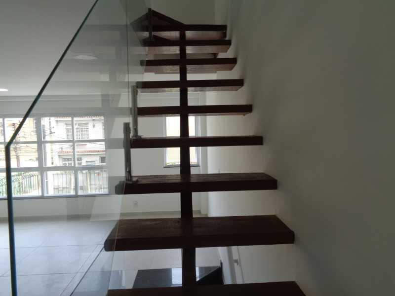 DSC00811 - Casa de Vila Vila Isabel,Rio de Janeiro,RJ À Venda,3 Quartos,122m² - MECV30030 - 12