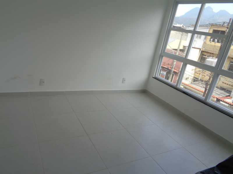 DSC00812 - Casa de Vila 3 quartos à venda Vila Isabel, Rio de Janeiro - R$ 680.000 - MECV30030 - 13