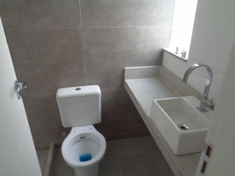 DSC00815 - Casa de Vila 3 quartos à venda Vila Isabel, Rio de Janeiro - R$ 680.000 - MECV30030 - 17