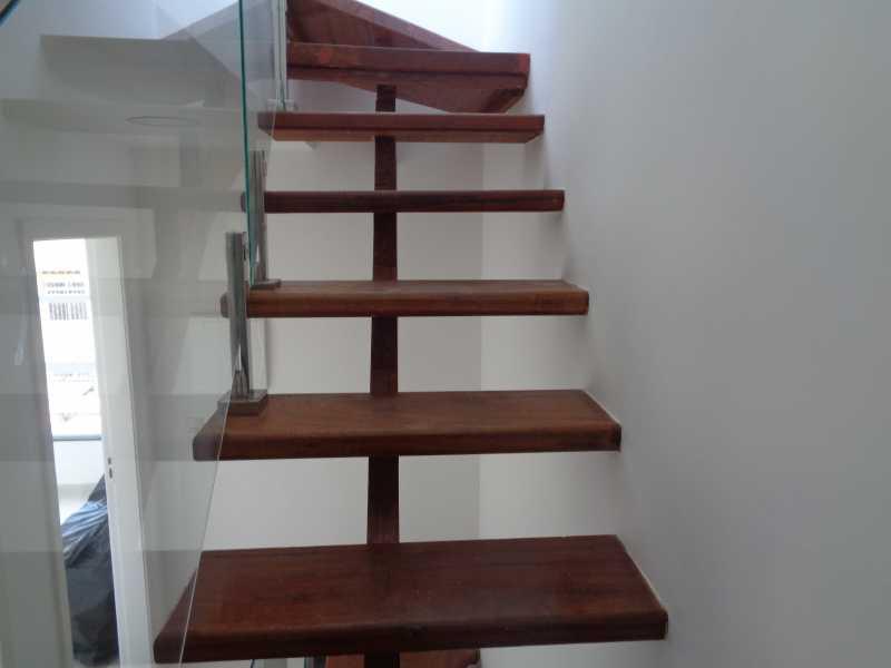 DSC00817 - Casa de Vila 3 quartos à venda Vila Isabel, Rio de Janeiro - R$ 680.000 - MECV30030 - 19
