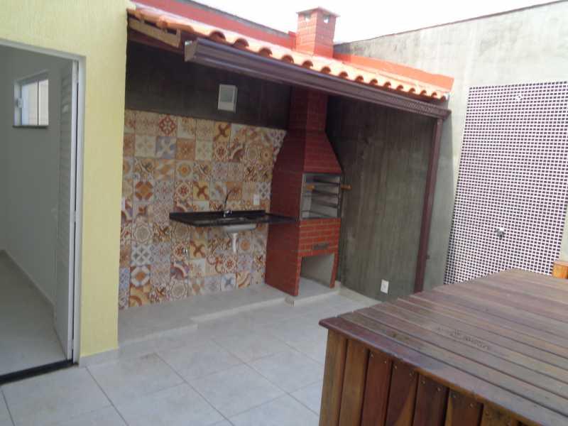DSC00818 - Casa de Vila 3 quartos à venda Vila Isabel, Rio de Janeiro - R$ 680.000 - MECV30030 - 20