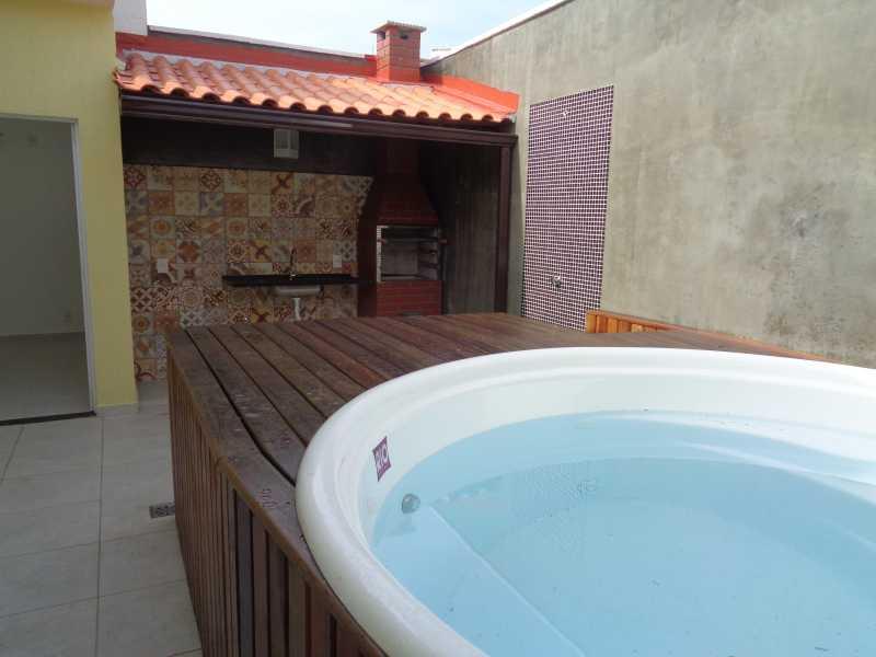 DSC00821 - Casa de Vila Vila Isabel,Rio de Janeiro,RJ À Venda,3 Quartos,122m² - MECV30030 - 22