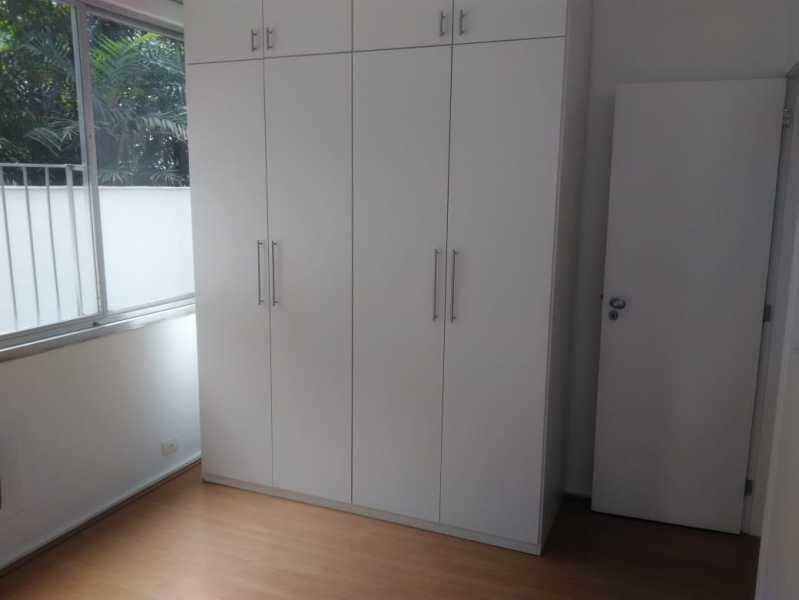 8 - QUARTO 1. - Apartamento Jardim Botânico,Rio de Janeiro,RJ À Venda,3 Quartos,87m² - MEAP30238 - 9