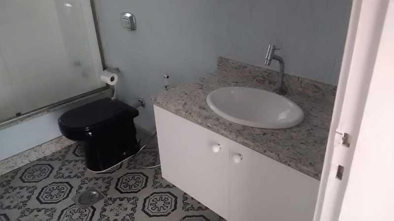 19 - BANHEIRO SOCIAL. - Apartamento Jardim Botânico,Rio de Janeiro,RJ À Venda,3 Quartos,87m² - MEAP30238 - 20