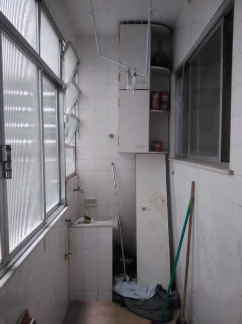 25 - ÁREA DE SERVIÇO. - Apartamento Jardim Botânico,Rio de Janeiro,RJ À Venda,3 Quartos,87m² - MEAP30238 - 26