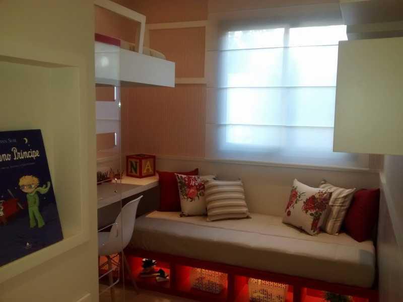Decorado 5. - Apartamento 2 quartos à venda Del Castilho, Rio de Janeiro - R$ 356.667 - MEAP20702 - 6