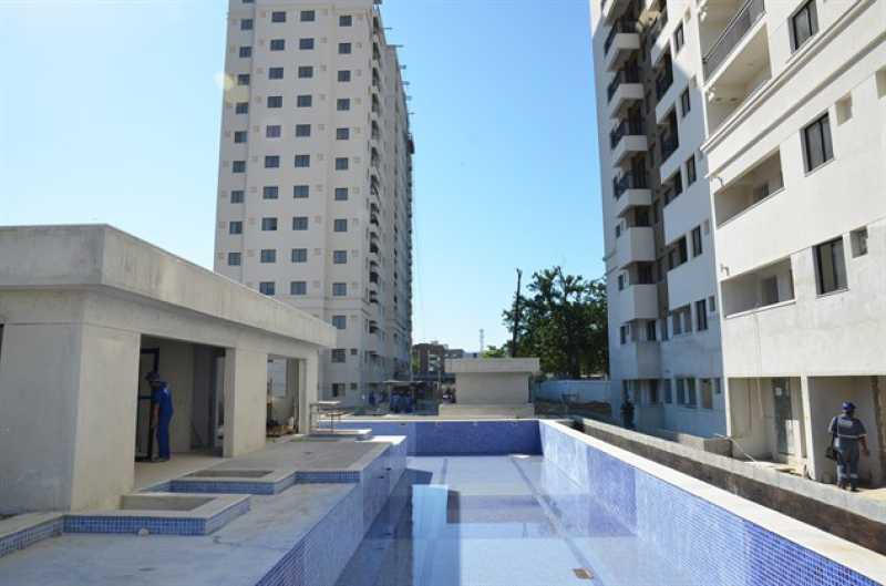 infraestrutura 2 - Apartamento 2 quartos à venda Del Castilho, Rio de Janeiro - R$ 356.667 - MEAP20702 - 13