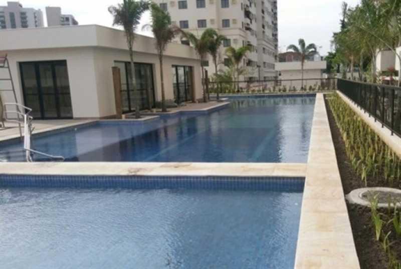 infraestrutura 10 - Apartamento 2 quartos à venda Del Castilho, Rio de Janeiro - R$ 356.667 - MEAP20702 - 21
