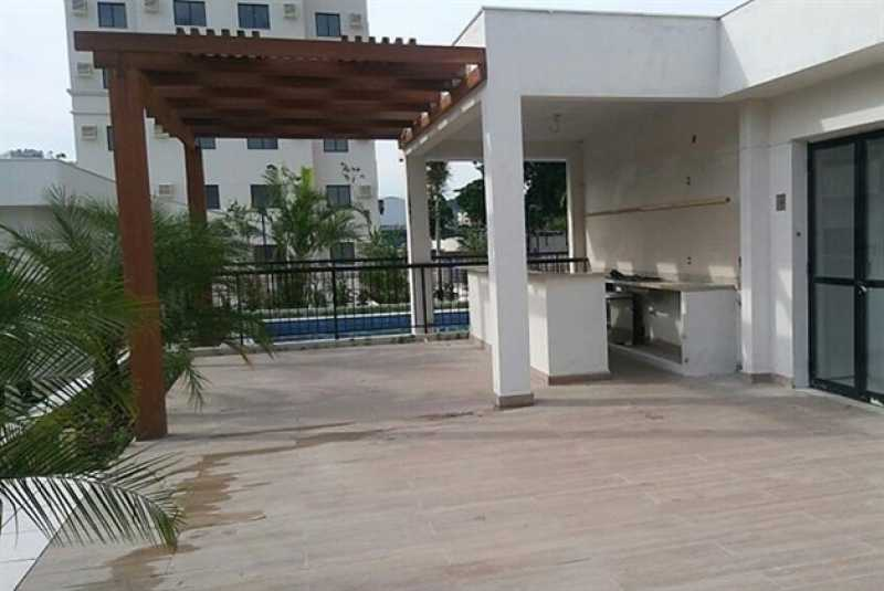 infraestrutura 14 - Apartamento 2 quartos à venda Del Castilho, Rio de Janeiro - R$ 356.667 - MEAP20702 - 25