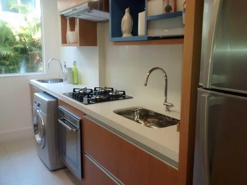 Decorado 9. - Apartamento Del Castilho,Rio de Janeiro,RJ À Venda,3 Quartos,64m² - MEAP30241 - 10