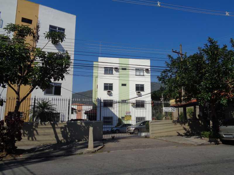 DSC01037 - Apartamento 2 quartos para alugar Lins de Vasconcelos, Rio de Janeiro - R$ 1.000 - MEAP20703 - 26