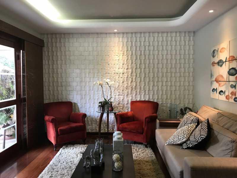 01 - Casa em Condominio Barra da Tijuca,Rio de Janeiro,RJ À Venda,4 Quartos,449m² - FRCN40078 - 1