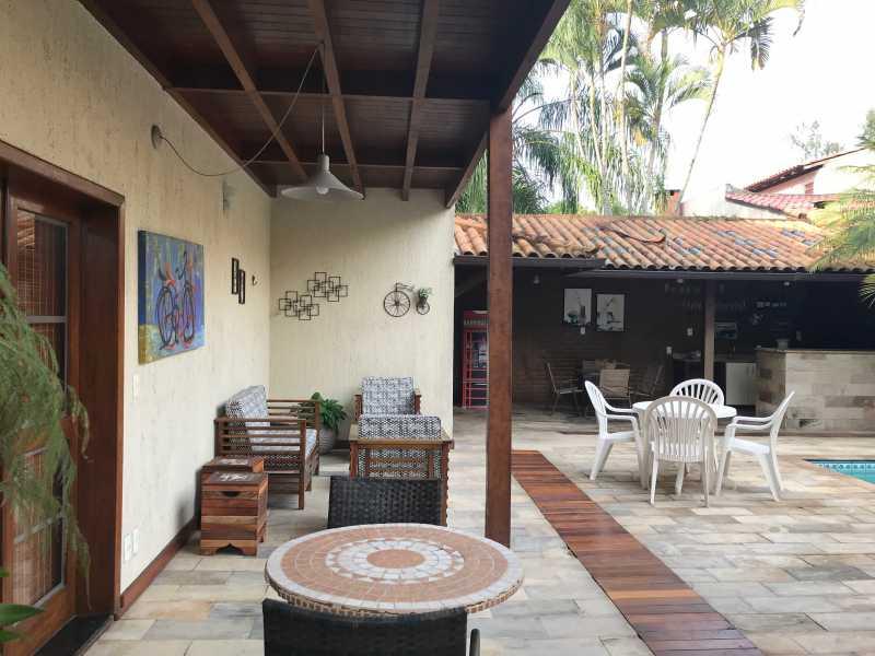 19 - Casa em Condominio Barra da Tijuca,Rio de Janeiro,RJ À Venda,4 Quartos,449m² - FRCN40078 - 20