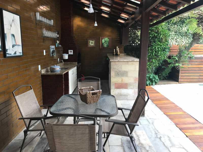 21 - Casa em Condominio Barra da Tijuca,Rio de Janeiro,RJ À Venda,4 Quartos,449m² - FRCN40078 - 22