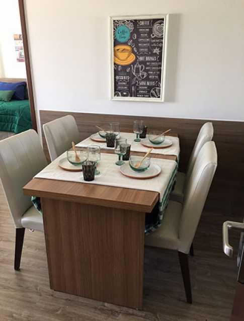 Decorado 2 - Apartamento 2 quartos à venda Curicica, Rio de Janeiro - R$ 374.000 - FRAP21073 - 1