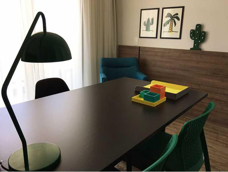 Decorado 6 - Apartamento 2 quartos à venda Curicica, Rio de Janeiro - R$ 374.000 - FRAP21073 - 7