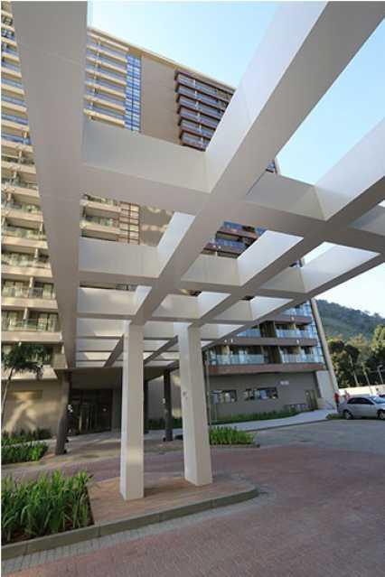Infraestrutura 3 - Apartamento 2 quartos à venda Curicica, Rio de Janeiro - R$ 374.000 - FRAP21073 - 10