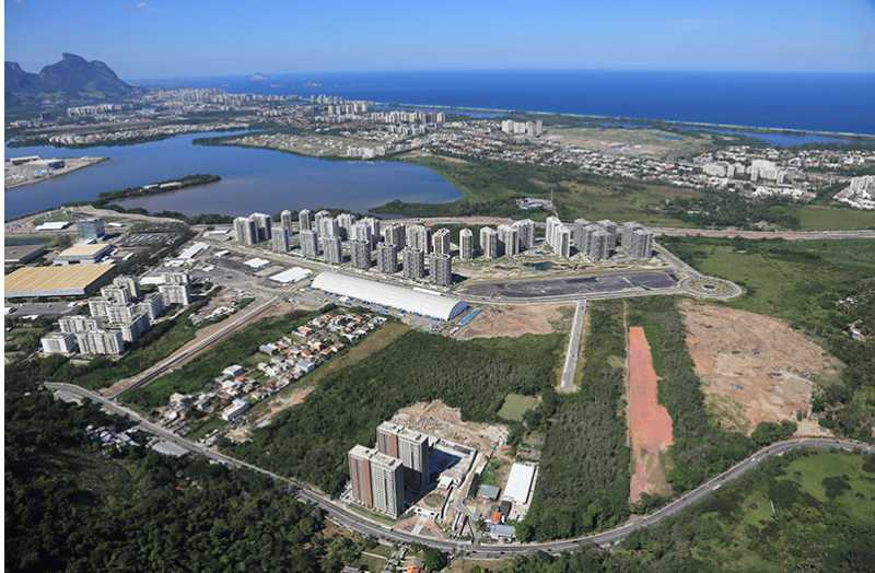 INFRAESTRUTURA - Apartamento 2 quartos à venda Curicica, Rio de Janeiro - R$ 374.000 - FRAP21073 - 15