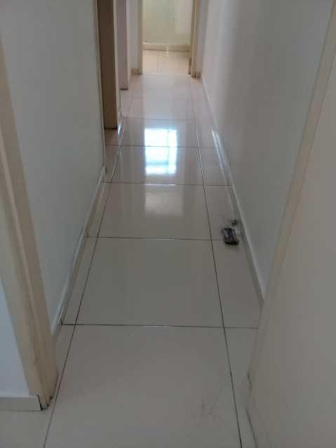 6 - CIRCULAÇÃO - Apartamento 1 quarto à venda Higienópolis, Rio de Janeiro - R$ 145.000 - MEAP10100 - 7