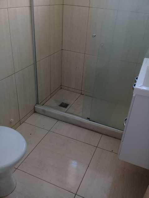 7 - BANHEIRO SOCIAL - Apartamento 1 quarto à venda Higienópolis, Rio de Janeiro - R$ 145.000 - MEAP10100 - 8