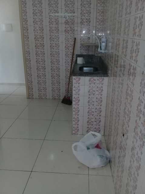 13 - COZINHA - Apartamento 1 quarto à venda Higienópolis, Rio de Janeiro - R$ 145.000 - MEAP10100 - 14