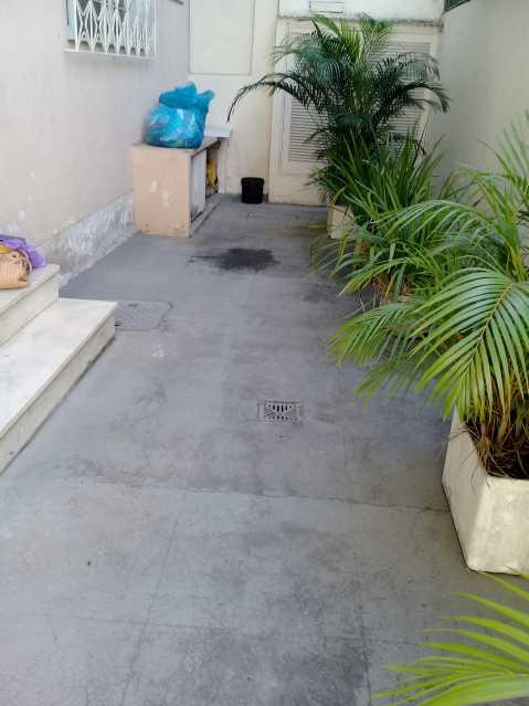 16 - ÁREA EXTERNA - Apartamento 1 quarto à venda Higienópolis, Rio de Janeiro - R$ 145.000 - MEAP10100 - 16