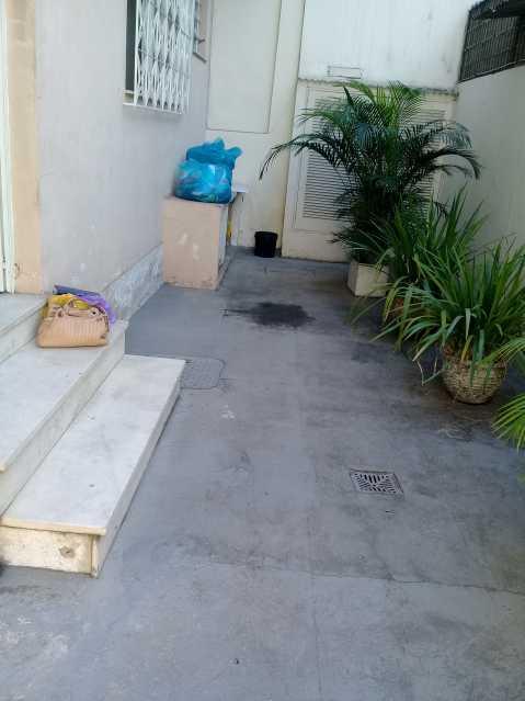 19 - ÁREA EXTERNA - Apartamento 1 quarto à venda Higienópolis, Rio de Janeiro - R$ 145.000 - MEAP10100 - 18