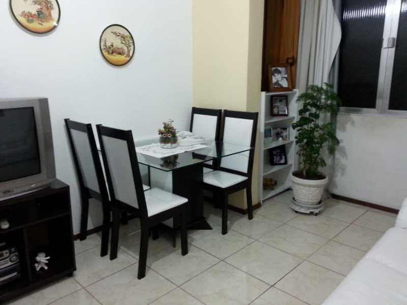 1 - SALA. - Apartamento À VENDA, Engenho de Dentro, Rio de Janeiro, RJ - MEAP10101 - 1