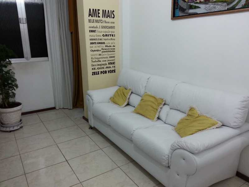 4 - SALA. - Apartamento À VENDA, Engenho de Dentro, Rio de Janeiro, RJ - MEAP10101 - 5