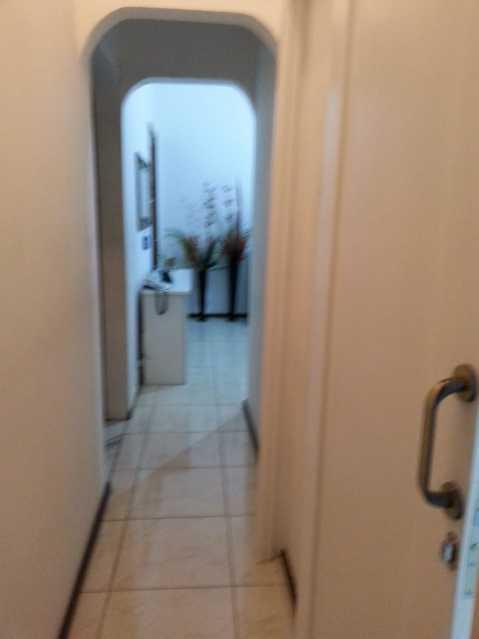6 - CIRCULAÇÃO. - Apartamento Engenho de Dentro,Rio de Janeiro,RJ À Venda,1 Quarto,56m² - MEAP10101 - 7