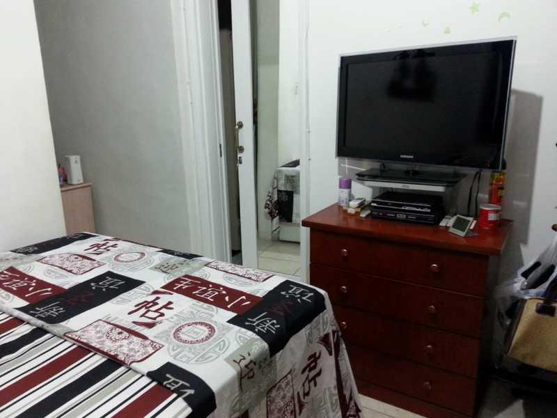 8 - QUARTO. - Apartamento Engenho de Dentro,Rio de Janeiro,RJ À Venda,1 Quarto,56m² - MEAP10101 - 9