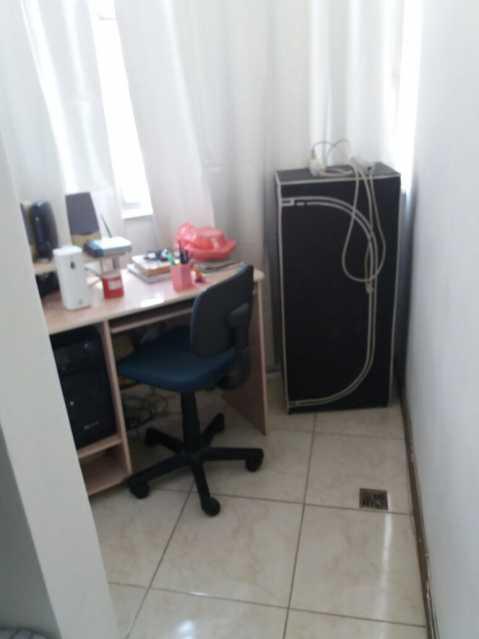 9 - QUARTO. - Apartamento Engenho de Dentro,Rio de Janeiro,RJ À Venda,1 Quarto,56m² - MEAP10101 - 10