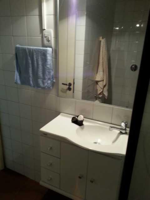 11 - BANHEIRO SOCIAL. - Apartamento Engenho de Dentro,Rio de Janeiro,RJ À Venda,1 Quarto,56m² - MEAP10101 - 12