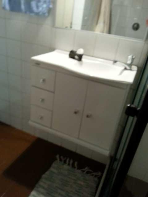 12 - BANHEIRO SOCIAL. - Apartamento Engenho de Dentro,Rio de Janeiro,RJ À Venda,1 Quarto,56m² - MEAP10101 - 13