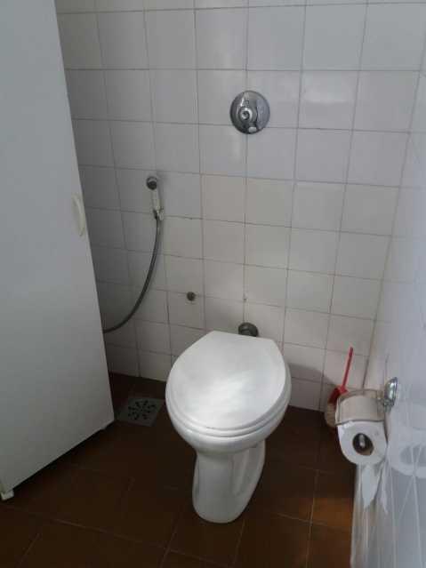 14 - BANHEIRO SOCIAL. - Apartamento Engenho de Dentro,Rio de Janeiro,RJ À Venda,1 Quarto,56m² - MEAP10101 - 15