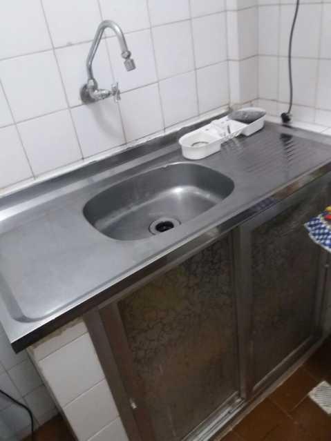 16 - COZINHA. - Apartamento Engenho de Dentro,Rio de Janeiro,RJ À Venda,1 Quarto,56m² - MEAP10101 - 17