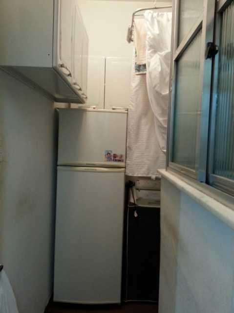 17 - DEPENDÊNCIA. - Apartamento Engenho de Dentro,Rio de Janeiro,RJ À Venda,1 Quarto,56m² - MEAP10101 - 18