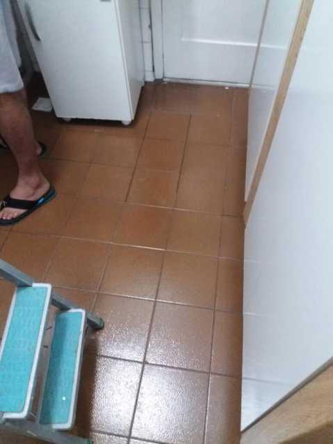 18 - DEPENDÊNCIA. - Apartamento Engenho de Dentro,Rio de Janeiro,RJ À Venda,1 Quarto,56m² - MEAP10101 - 19