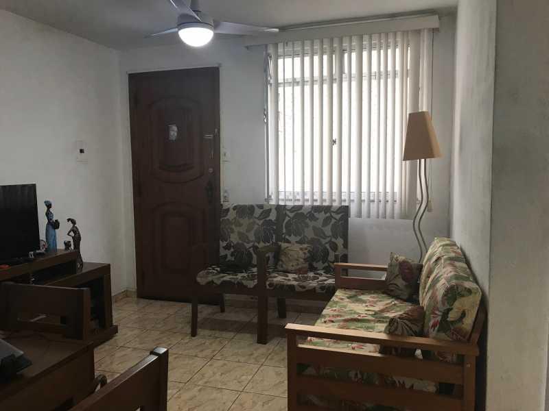 05 - Apartamento Taquara,Rio de Janeiro,RJ À Venda,1 Quarto,37m² - FRAP10073 - 3
