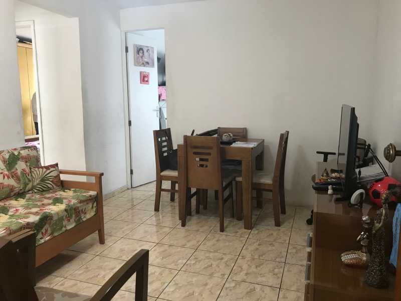 07 - Apartamento Taquara,Rio de Janeiro,RJ À Venda,1 Quarto,37m² - FRAP10073 - 1