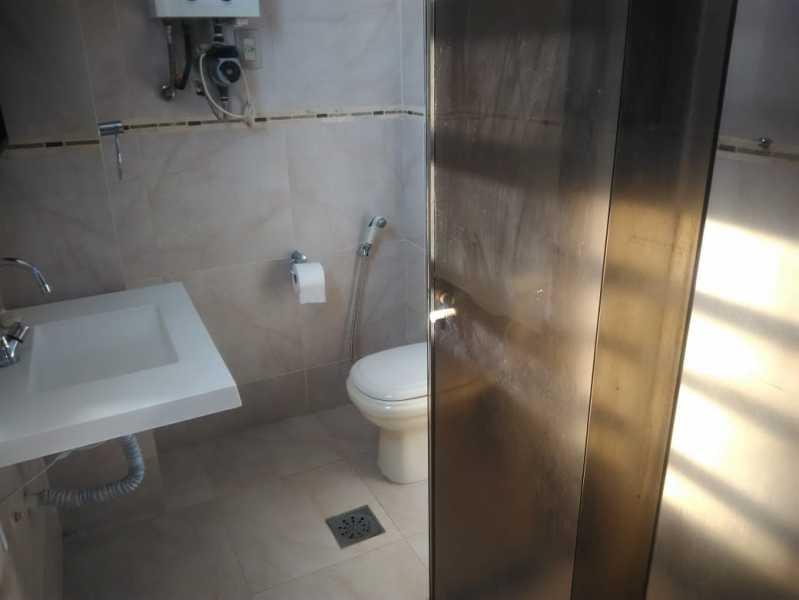13 - BANHEIRO SOCIAL. - Apartamento Para Venda e Aluguel - Méier - Rio de Janeiro - RJ - MEAP10103 - 15