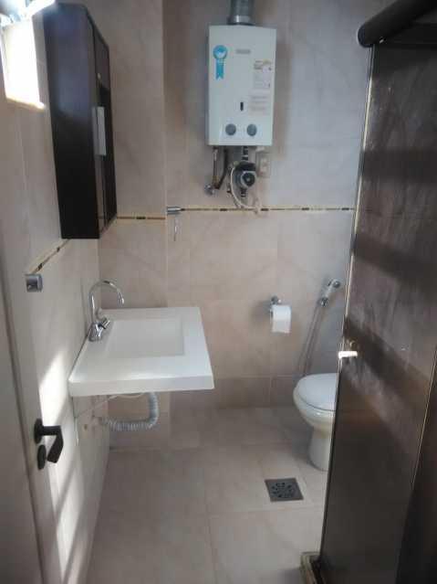 15 - BANHEIRO SOCIAL. - Apartamento Para Venda e Aluguel - Méier - Rio de Janeiro - RJ - MEAP10103 - 24