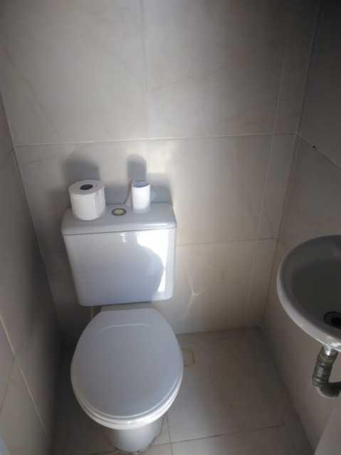 22 - BANHEIRO DE SERVIÇO. - Apartamento Para Venda e Aluguel - Méier - Rio de Janeiro - RJ - MEAP10103 - 26