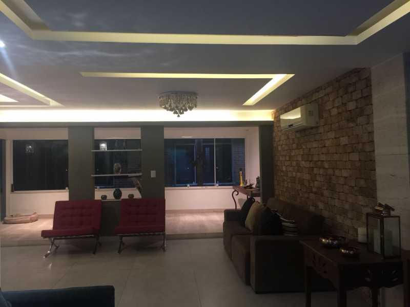 2 - Casa em Condomínio 3 quartos à venda Anil, Rio de Janeiro - R$ 1.900.000 - FRCN30112 - 3