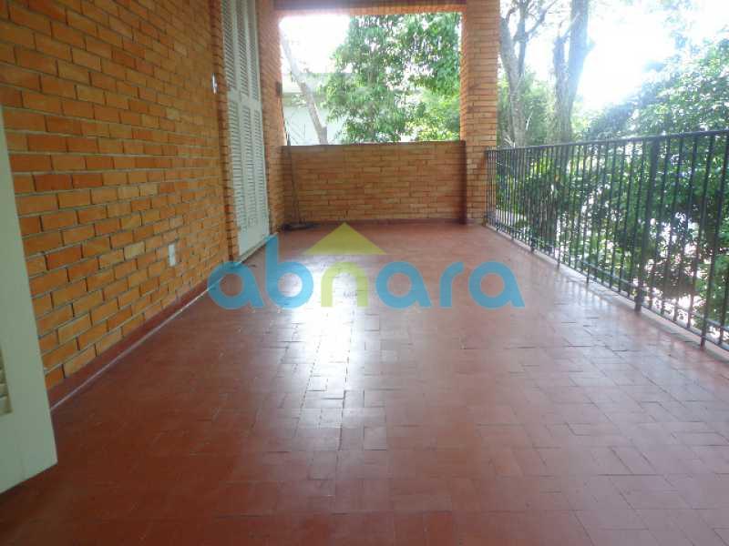 8 - Casa para alugar Rua Maria Angélica,Jardim Botânico, Rio de Janeiro - R$ 17.500 - CPCA40005 - 9